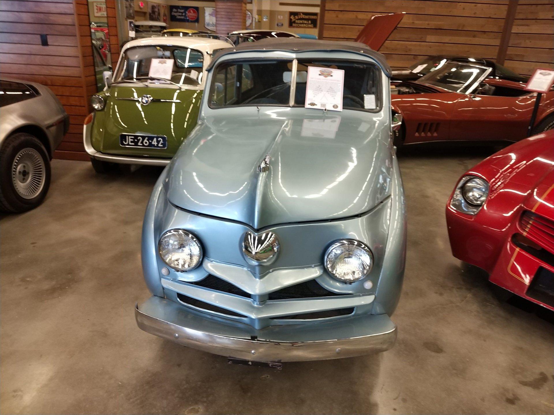 1947 crosley super convertible