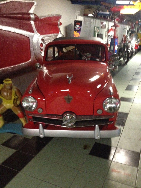 1951 crosley convertible