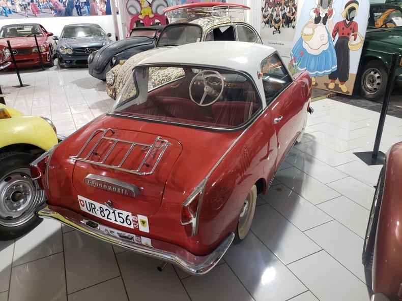 1966 GOGOMOBIL TS 250