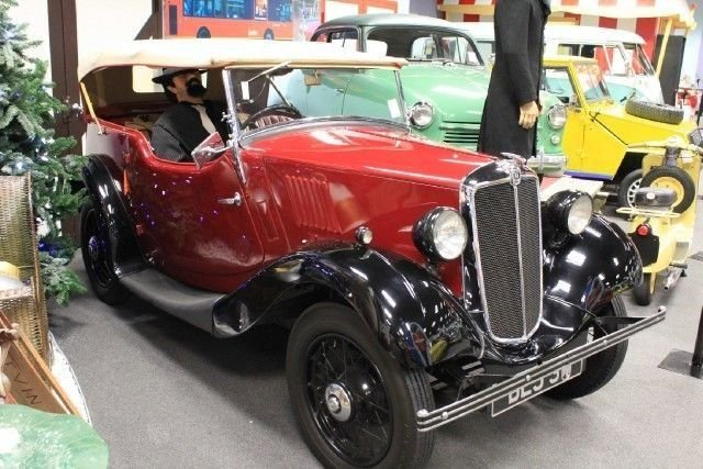 1935 morris model 8