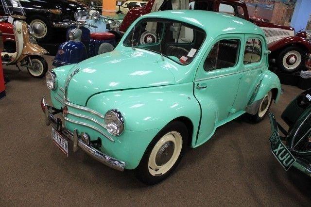 1946 renault 4cv