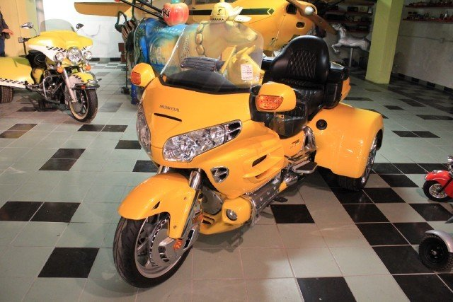 2002 Honda GOLDWING TRIKE For Sale