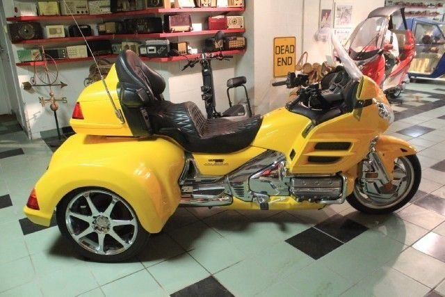2002 Honda GOLDWING TRIKE