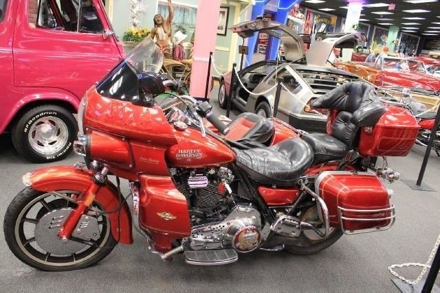 1984 Harley Davidson FRX-TOURING & SIDECAR for sale #172615