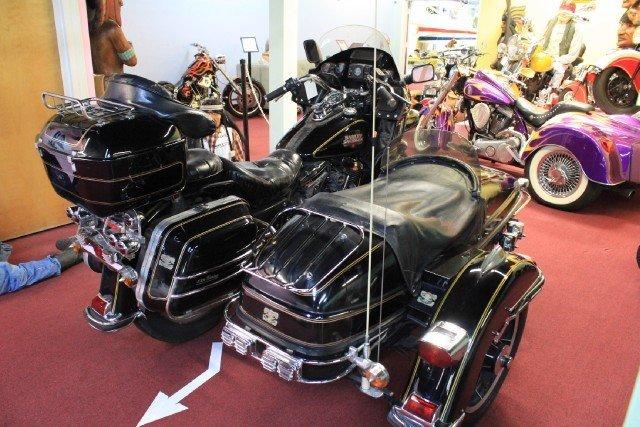 1984 Harley Davidson FXR-TOURING & SIDECAR for sale #104389 | MCG