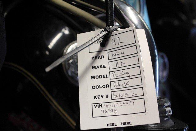 1984 Harley Davidson FXR-TOURING & SIDECAR for sale #104389