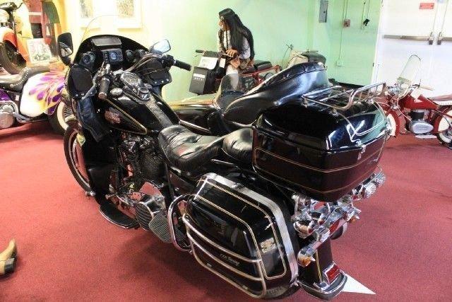 1984 Harley Davidson FXR-TOURING & SIDECAR | Orlando Auto Museum