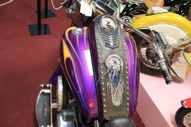 2002 Indian CHIEF VINTAGE TRIKE
