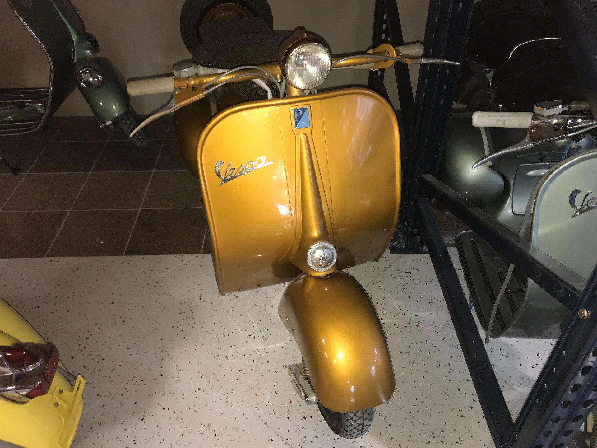 1953 piaggio vespa va3t 150cc
