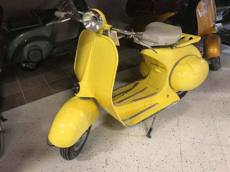 1953 ALLSTATE VESPA SCOOTER