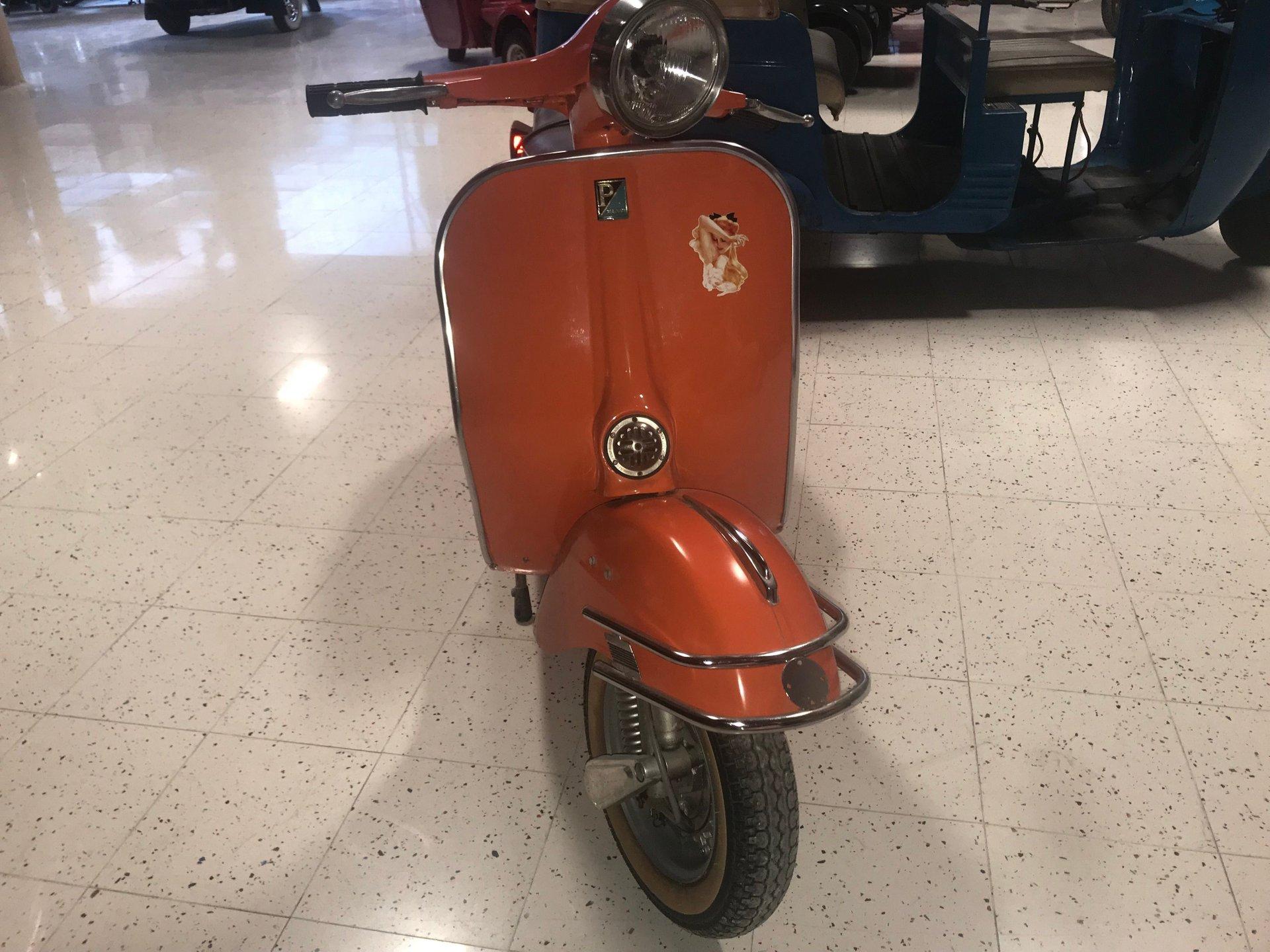 1960 vespa 150