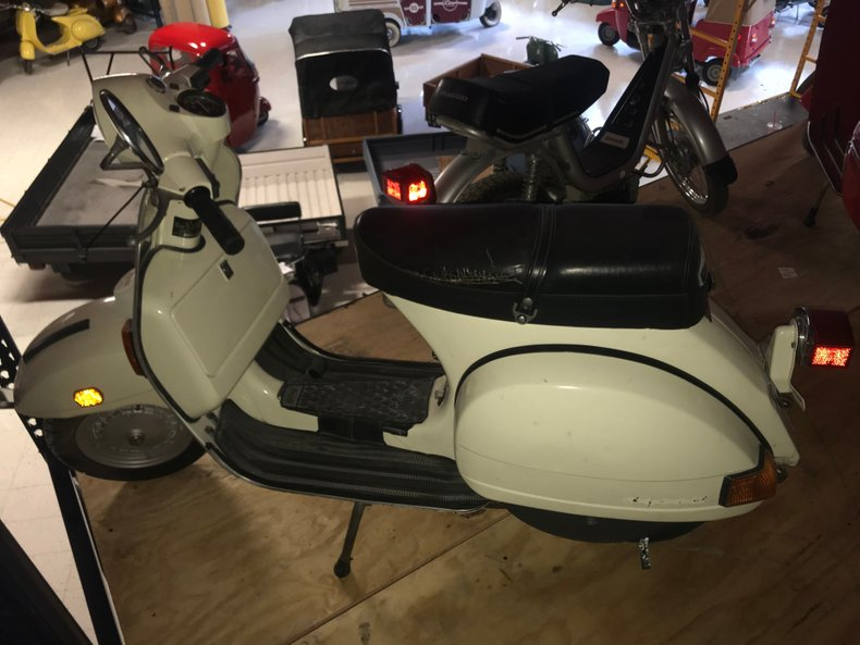 1980 PIAGGIO VESPA PX 200 E for sale #172657 | Motorious