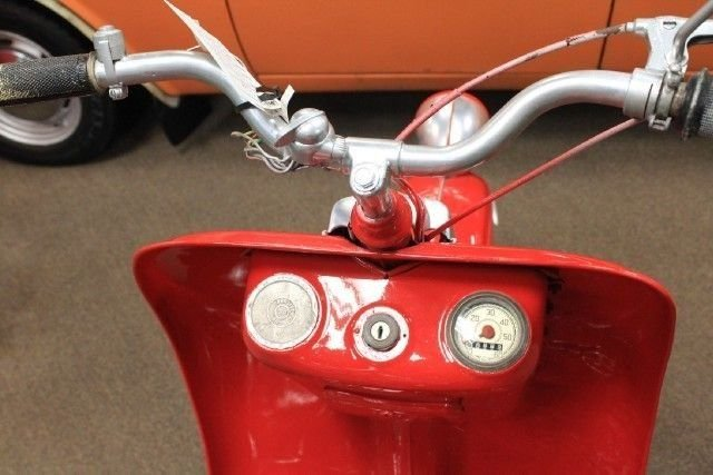 1961 ZUNDAPP BELLA R 204