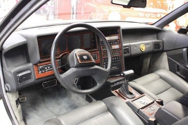 1989 Cadillac ALANTE