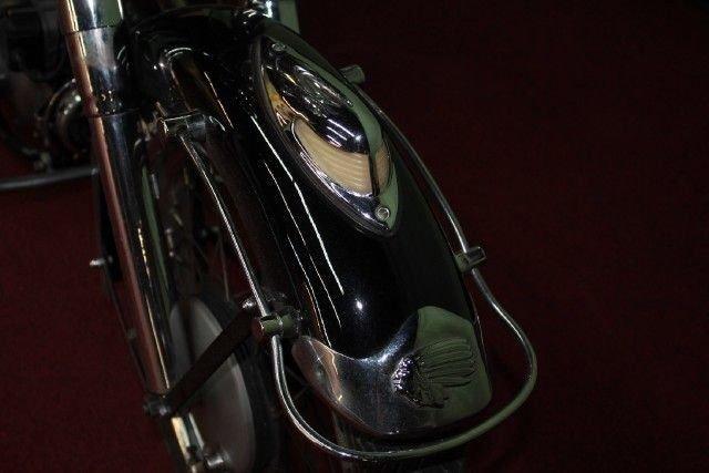 1950 Indian SILVER ARROW