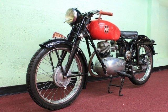1960 MOTO GILERA NONE