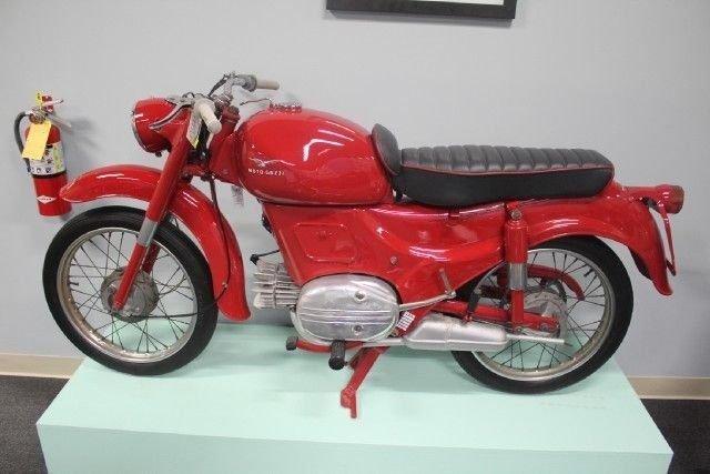 1960 MOTO GUZZI NONE