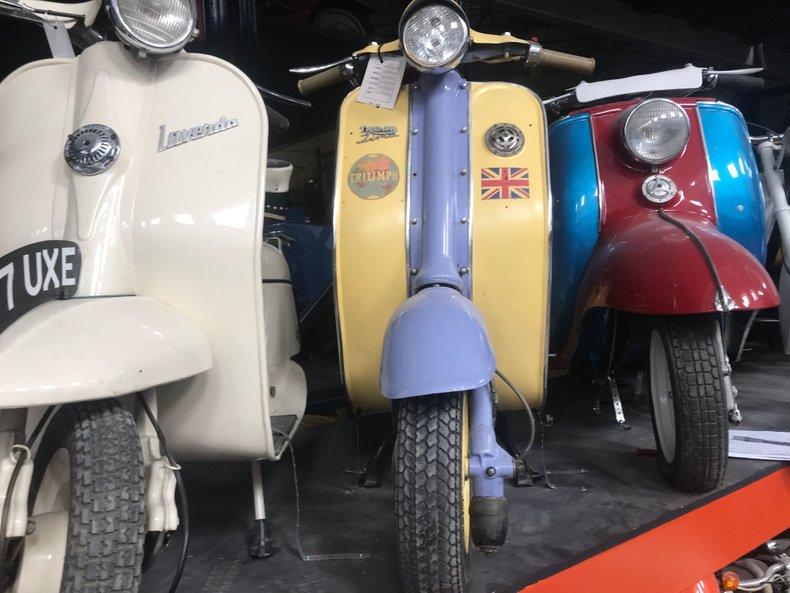 1960 Triumph TROPHY 650 For Sale
