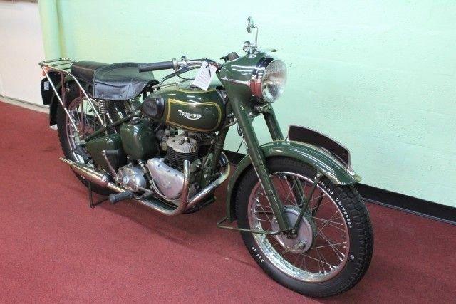 1960 Triumph TIGER 110