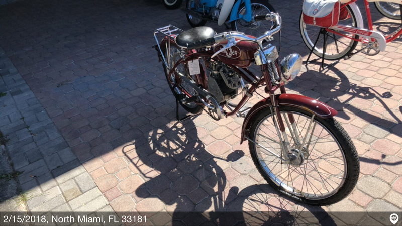 1950 whizzer pacemaker