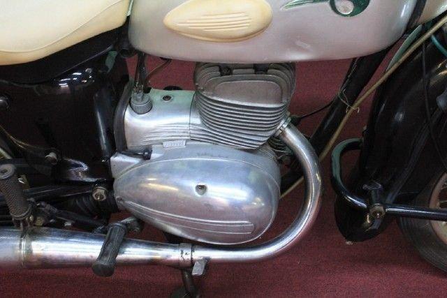 1958 MZ X