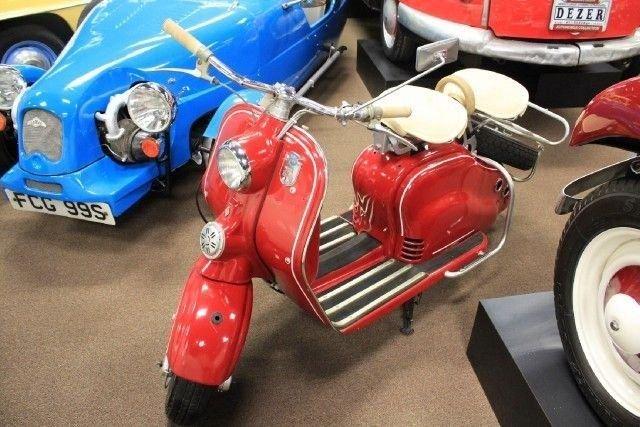 1963 NSU PRIMA (AUTOROLLER)