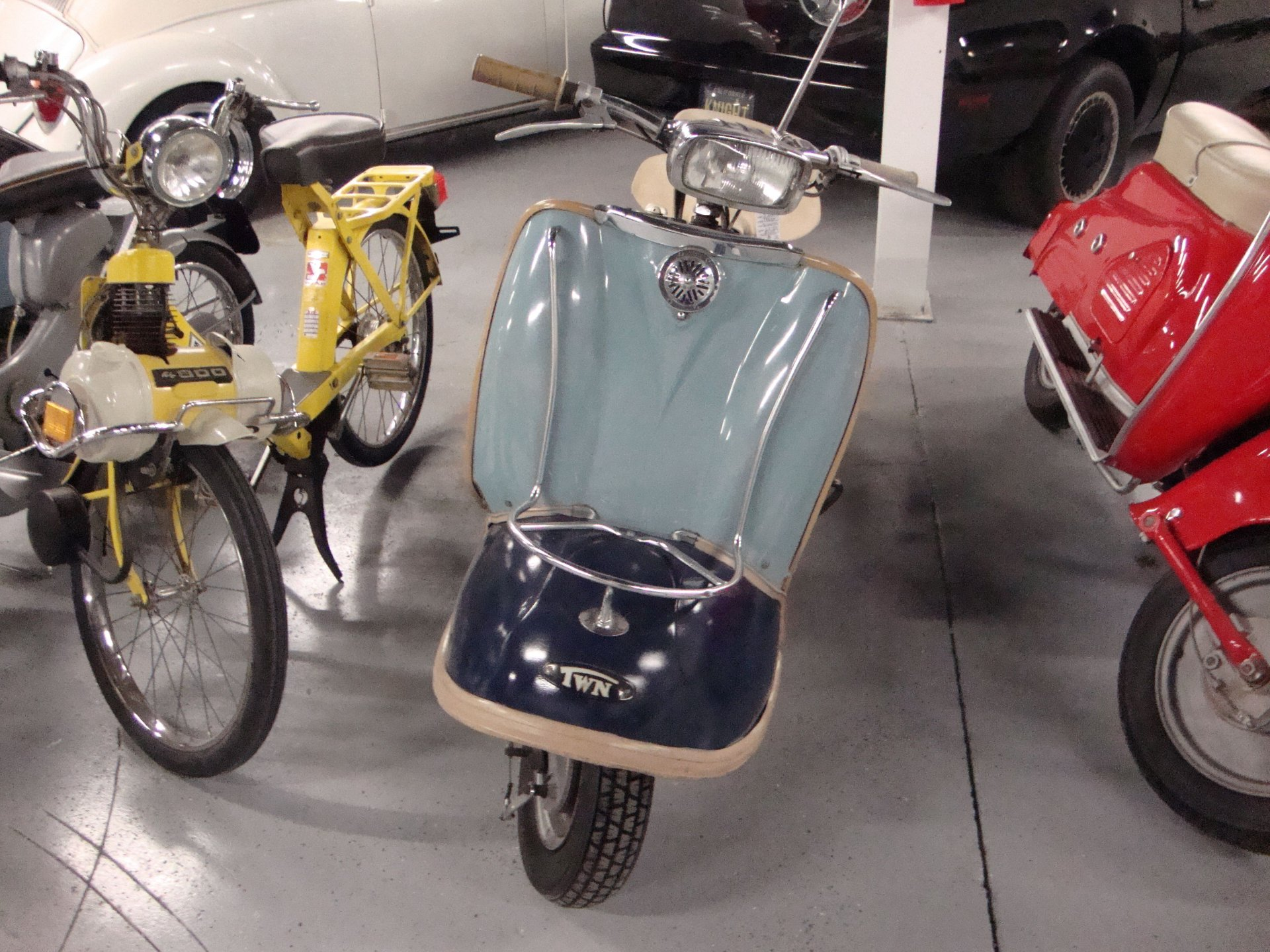 1957 triumph twin tessy