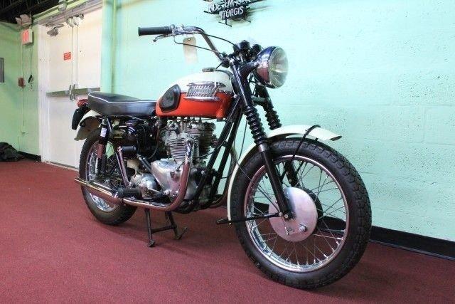 1960 Triumph TROPHY 650