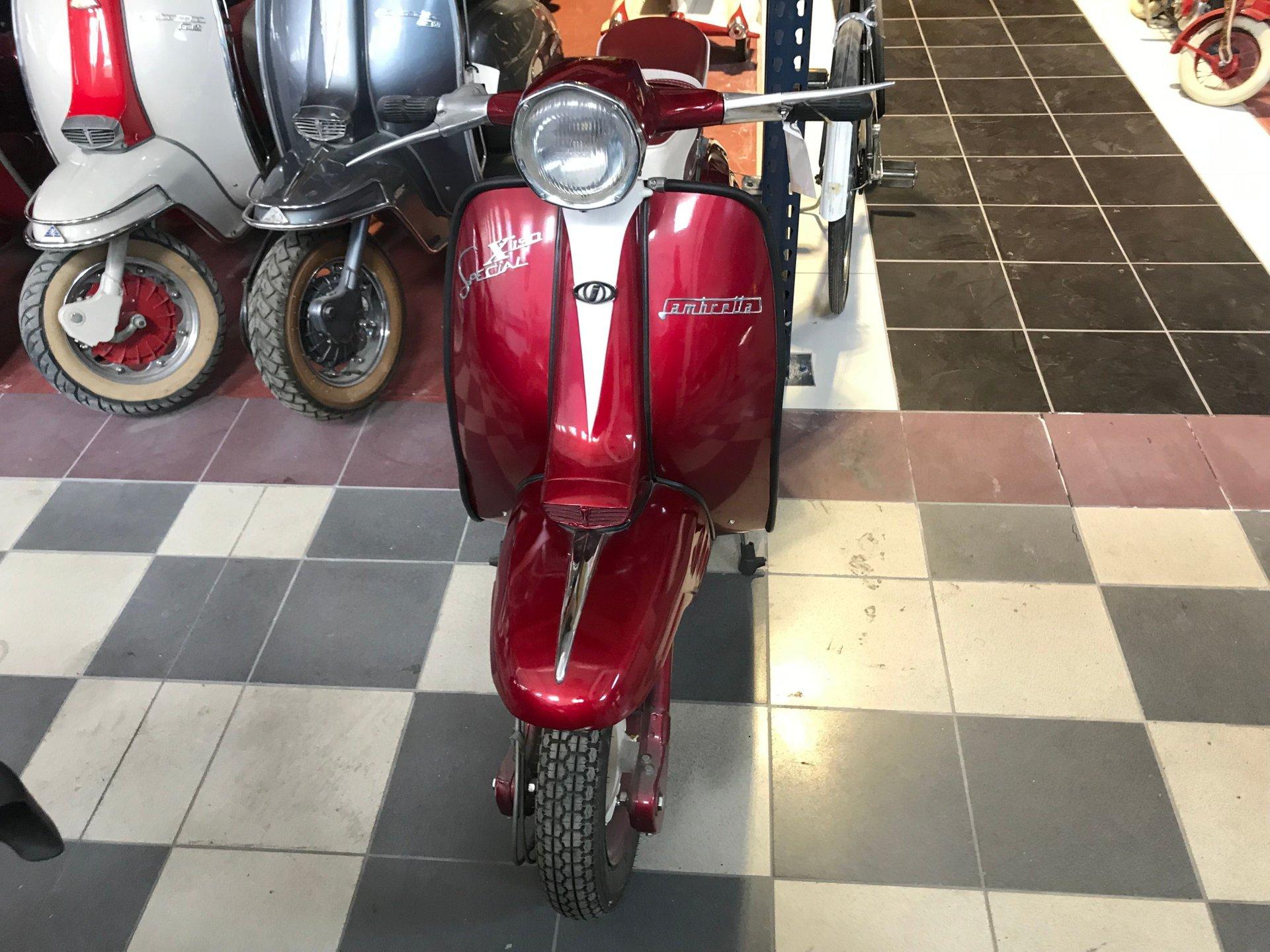1956 lambretta nsu auto roller