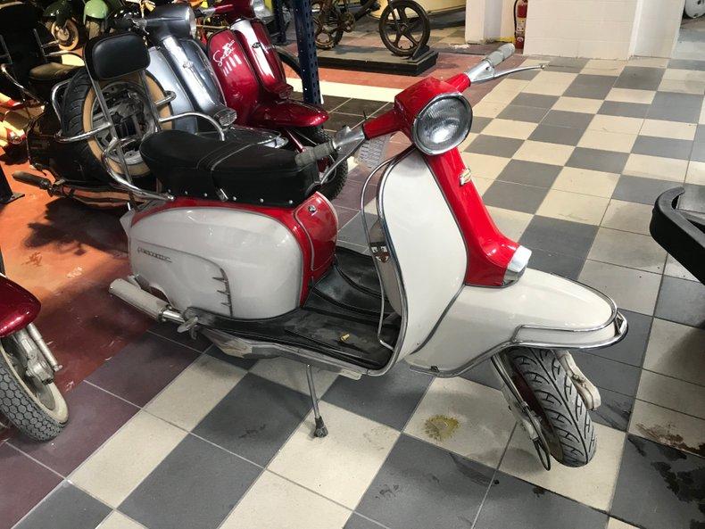 1967 LAMBRETTA L11