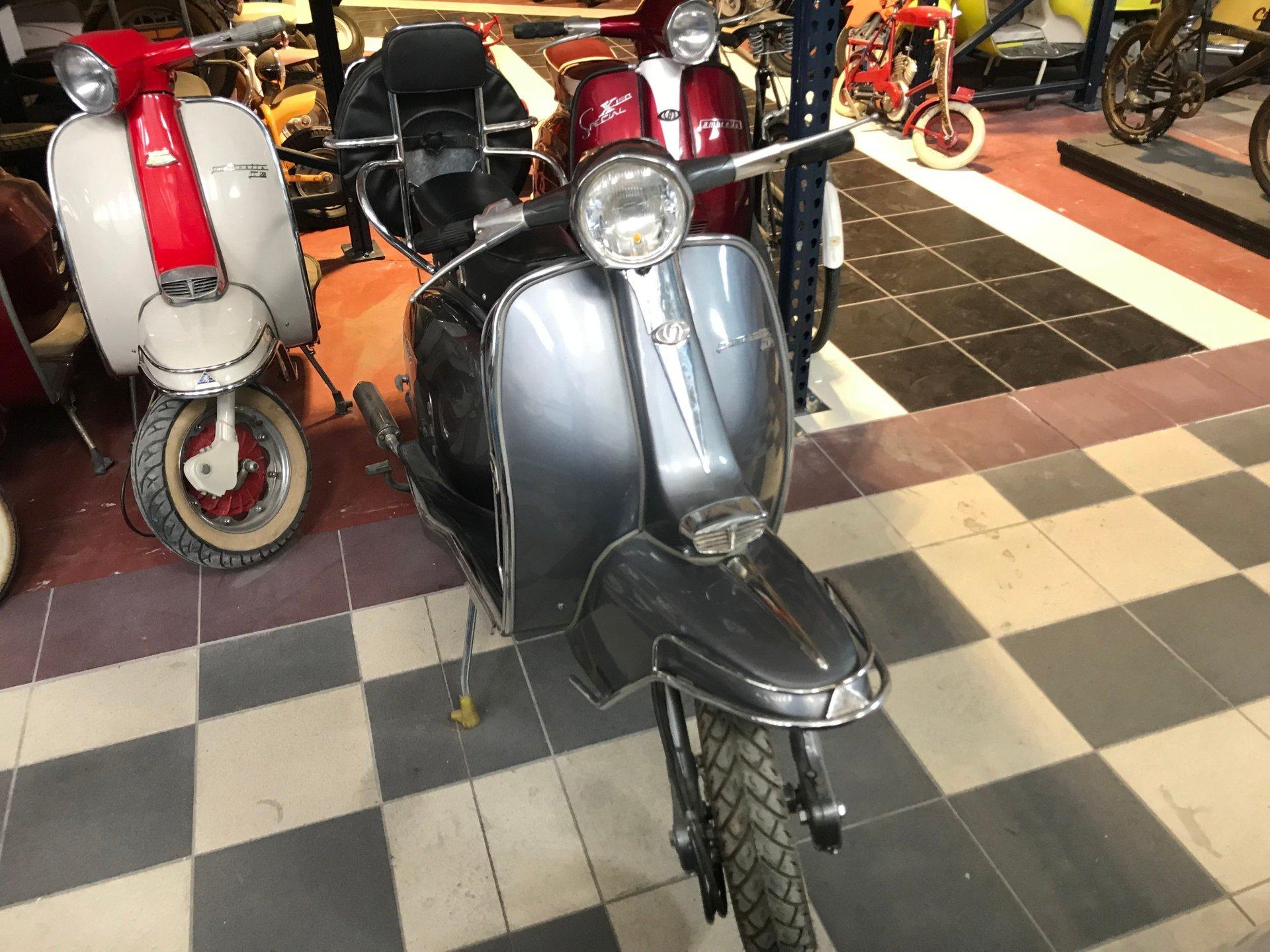 1956 lambretta x