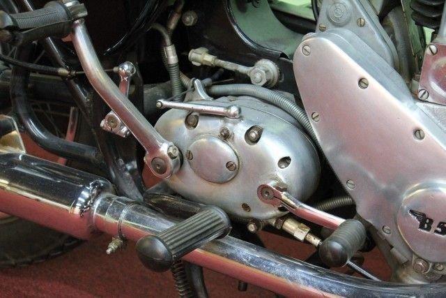 1957 BSA BB31