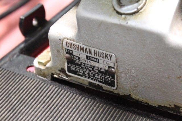 1960 Cushman HUSKY
