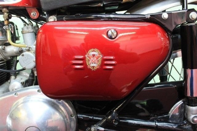1965 Matchless G12