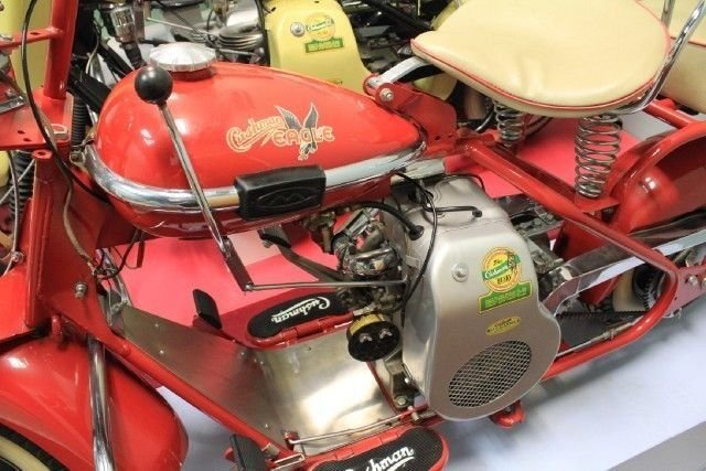1960 Cushman SUPER EAGLE