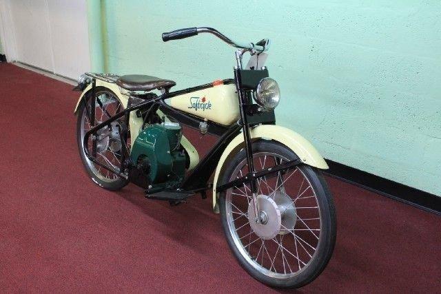 1953 SAFTICYCLE COMMANDO