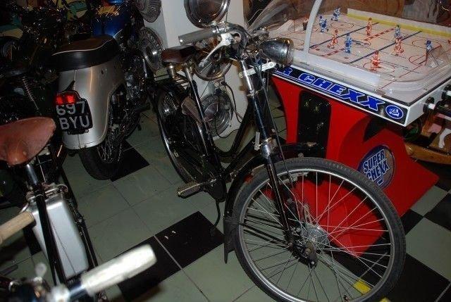 1951 cycle master ladies bicycle