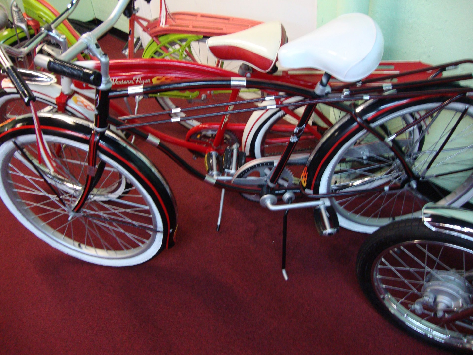 1951 cycle master ladies bicycle