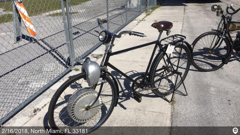 1953 adler bicycle nordap engine
