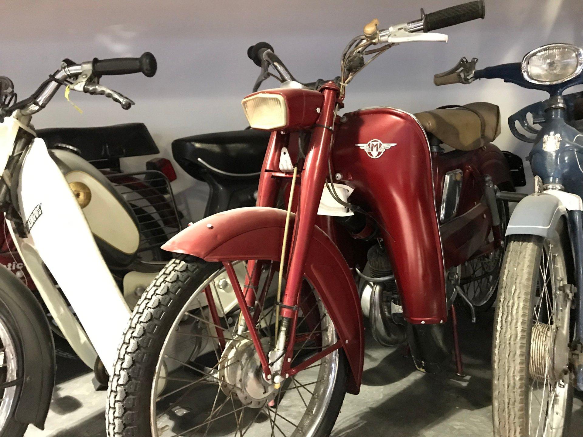 1978 motobecane 50v moby