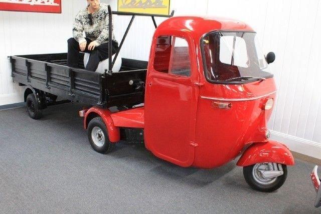 1965 PIAGGIO VESPA APE MODEL D