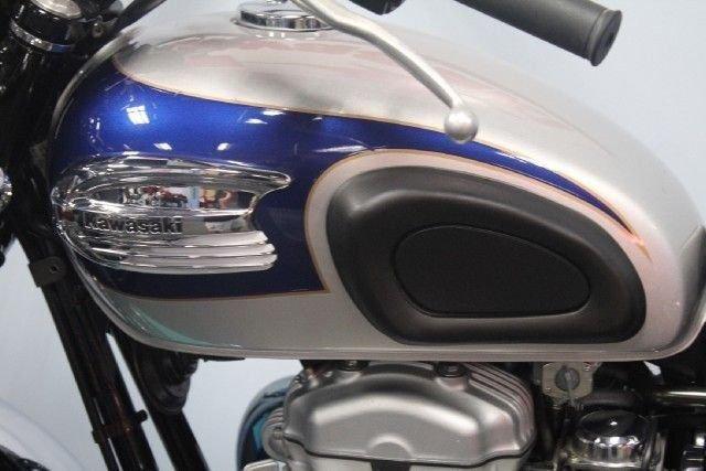 2000 Kawasaki W650 (EJ6)