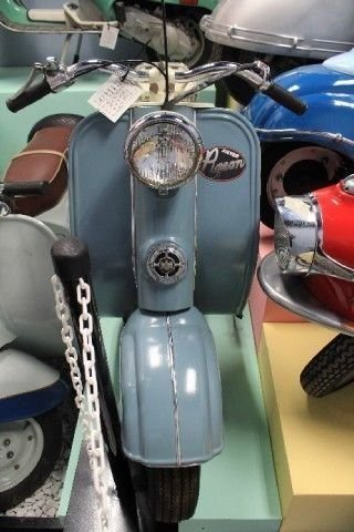 1962 SILVER PIGEON C75