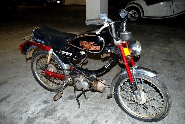 1986 puch cobra maxi