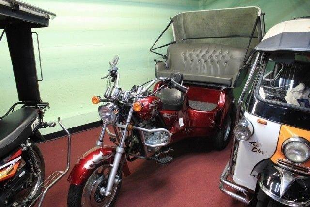 2007 yamasaki rickshaw mf1