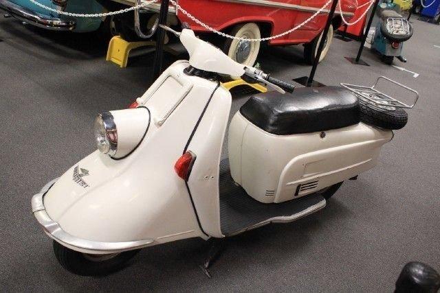 1962 Heinkel TOURIST A2
