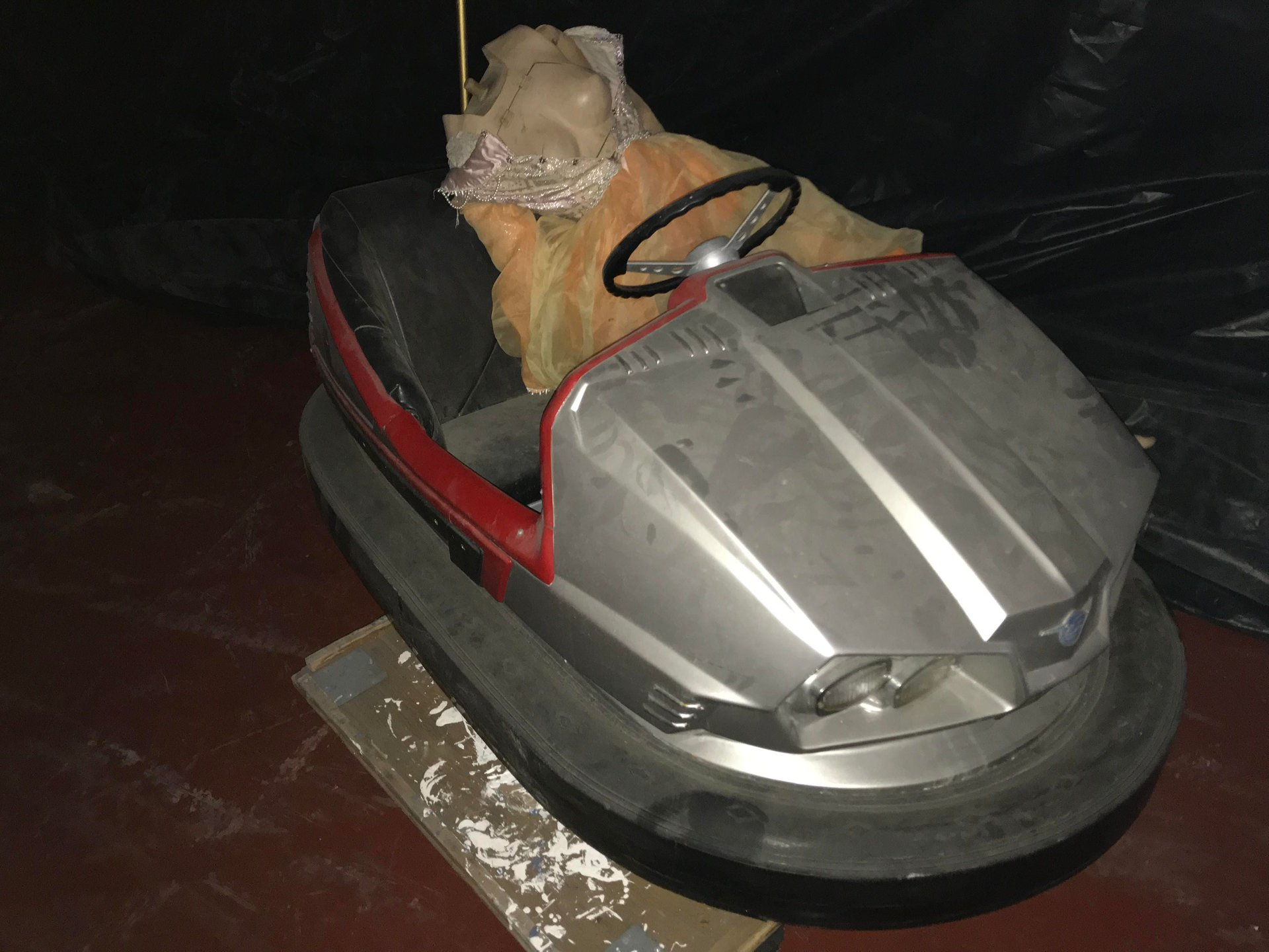 1960 french connection bumper car