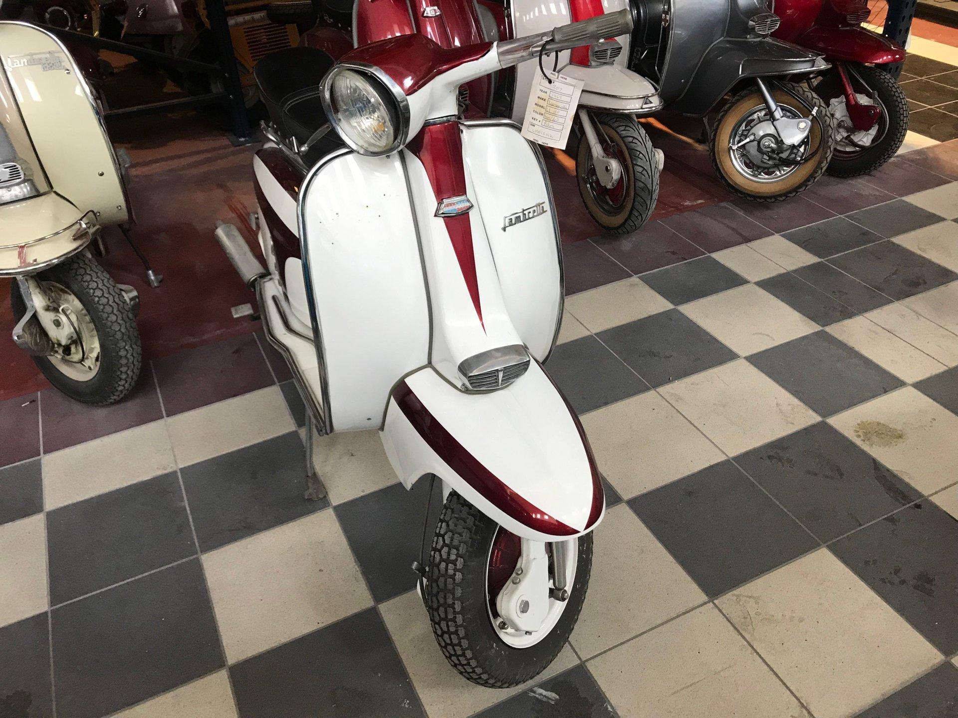 1963 lambretta li 150