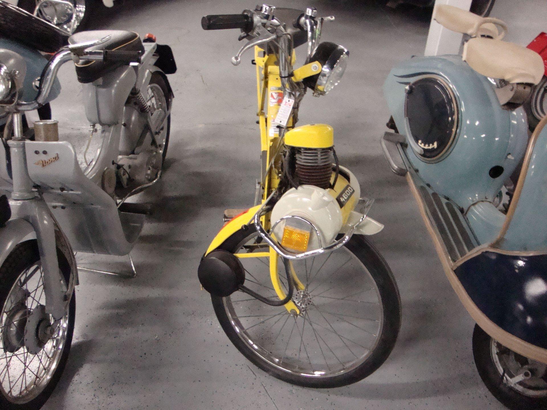 1970 solex 4600