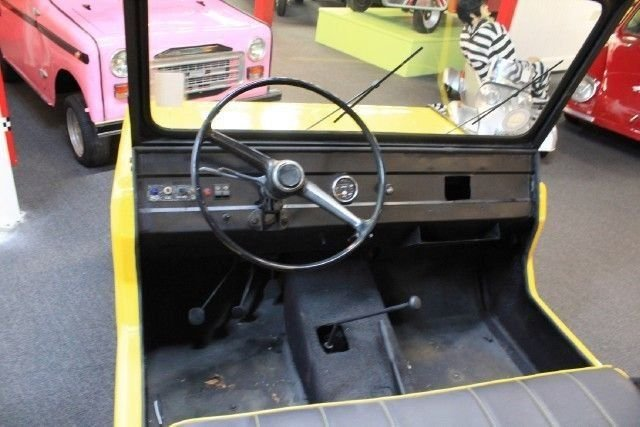 1971 CRAYFORD WILLIAM LAWIL JEEP
